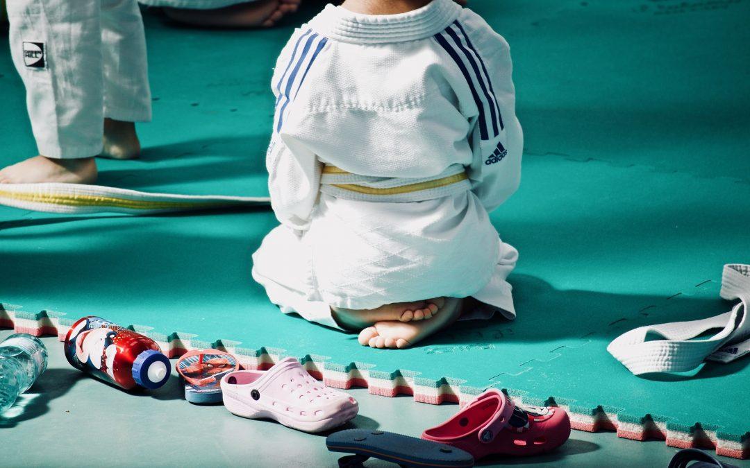 Judo – Neue Gurte beim BTSC