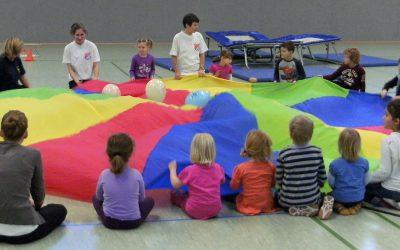 Übungsleiter/Trainer für Kinderturnen gesucht!