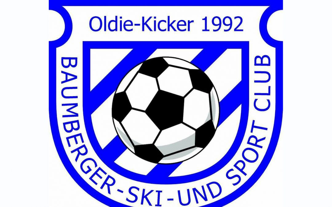 Jubiläumsturnier Oldie-Kicker