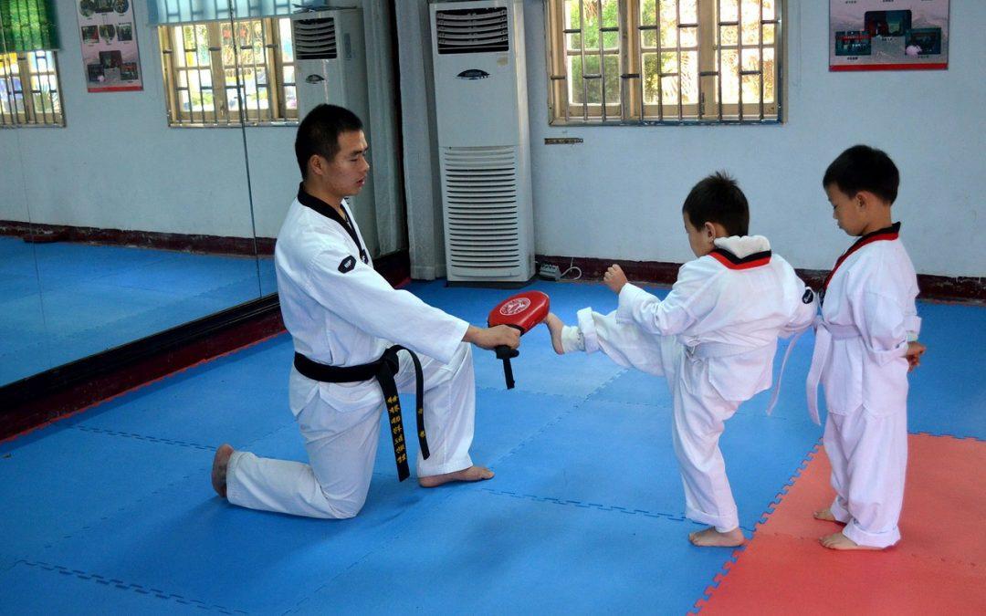 Karate – 2. Dan beim BTSC