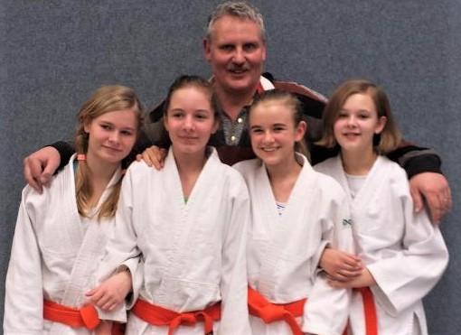 Goldenes Wochenende der Judoka