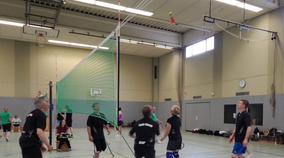 Indiaca-Team in Wuppertal erfolgreich