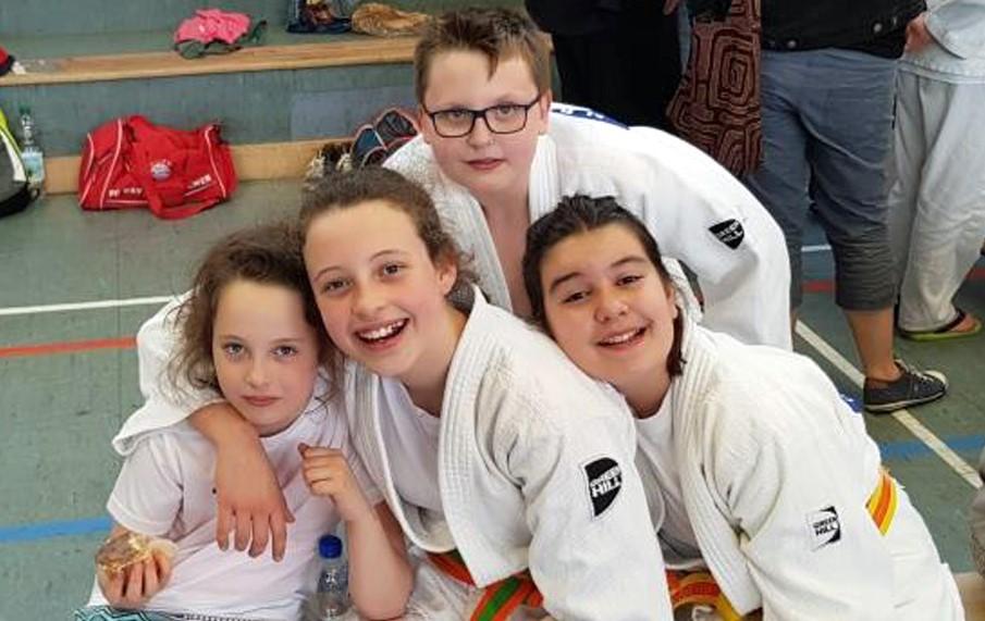Erfahrungen für junge Judokas
