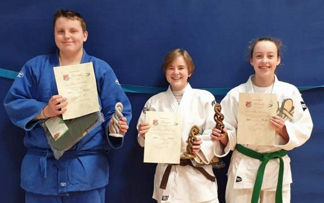 Ehrung Judo – Jahres Rangliste