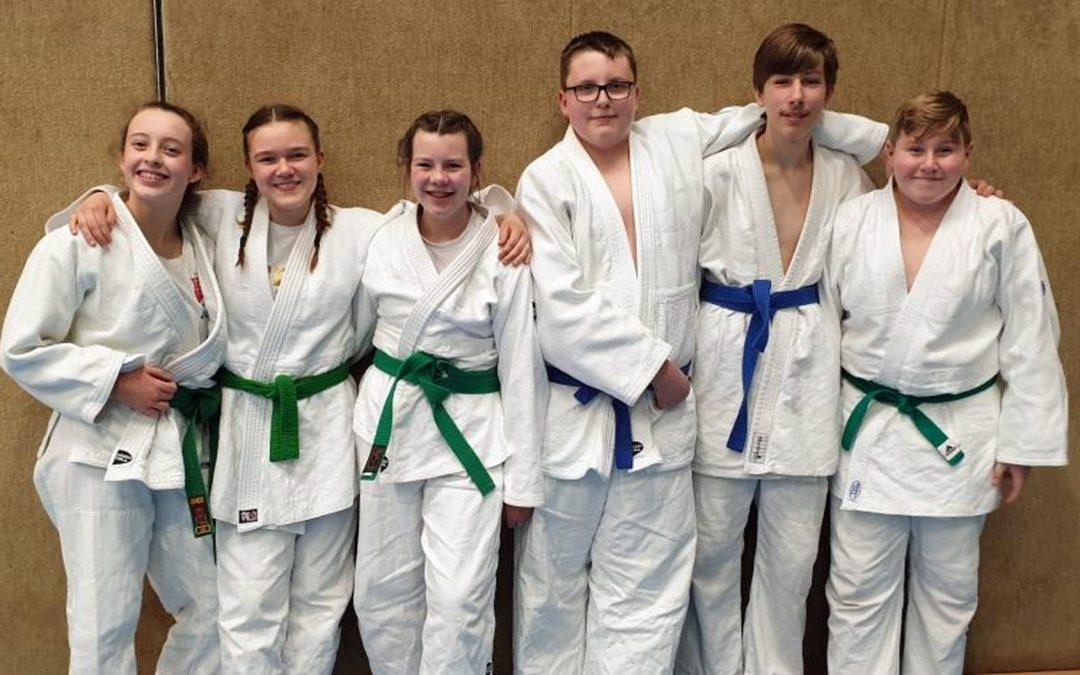 Drei BTSC-Judokas qualifiziert
