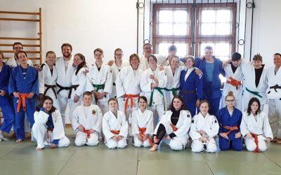 BTSC-Judokas erobern das Sauerland