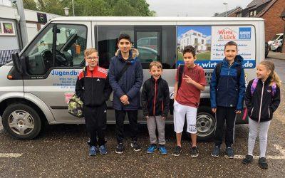 TT-Jugend beim Turnier in Krefeld