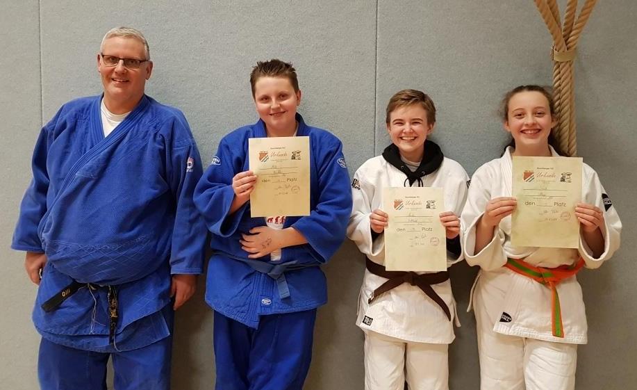 Jahresrangliste Judo BTSC