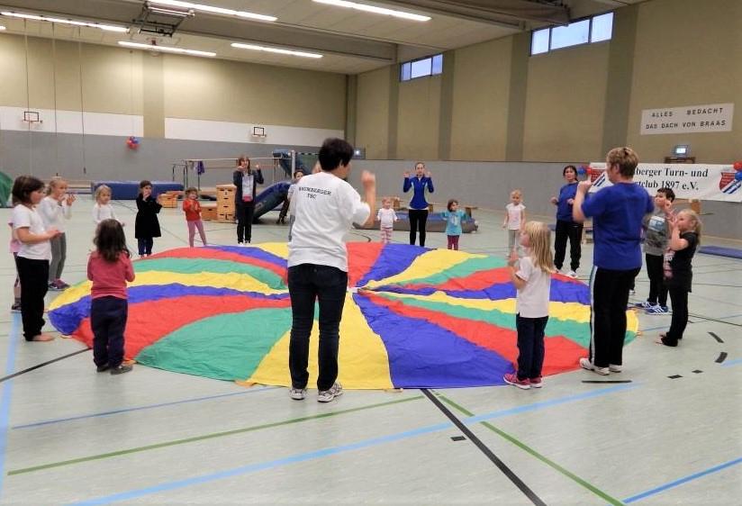 Erfolgreiche Kinderolympiade 2016