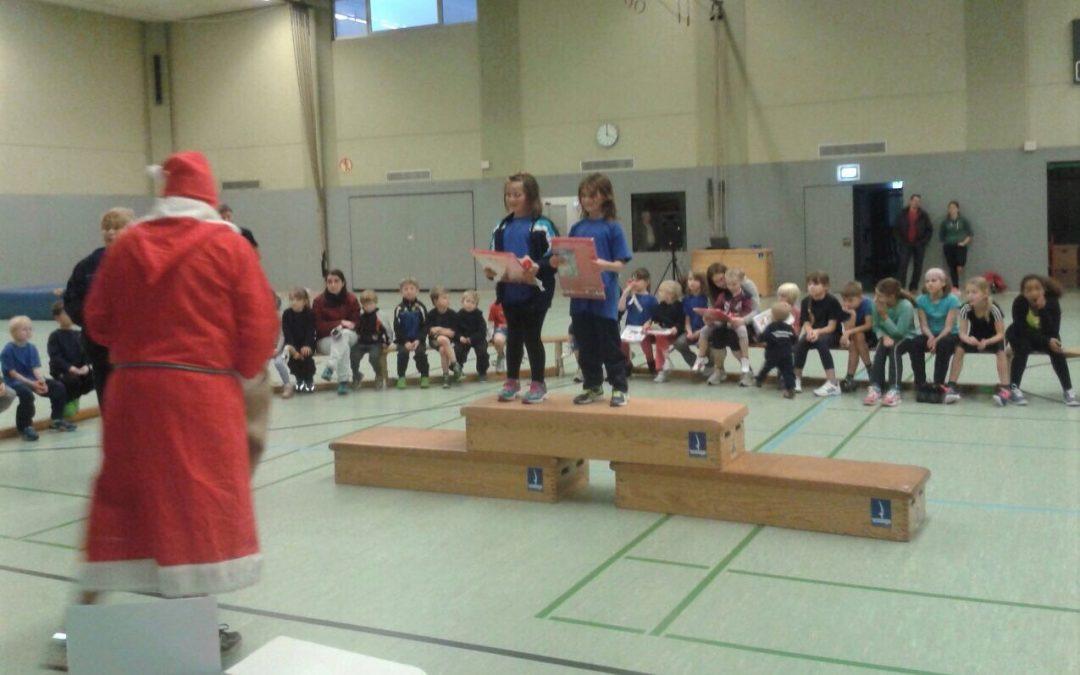 Erfolge beim Nikolaussportfest