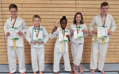 Karateka waren erfolgreich
