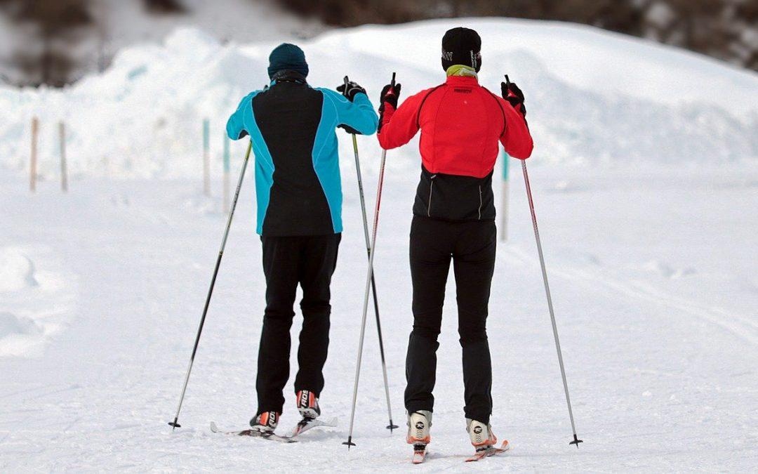 Fitnesstraining für Skiläufer