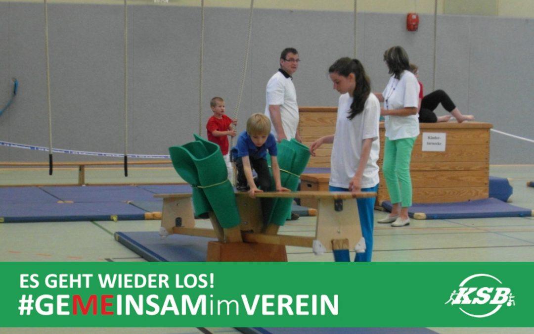 Inzidenzstufe 1: Innen- und Außensport ohne vorherigen Test möglich!